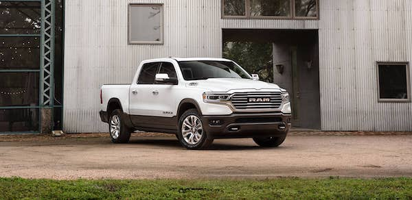 RAM 1500 - What's New