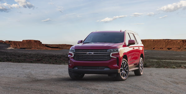 Chevrolet Tahoe - What's New